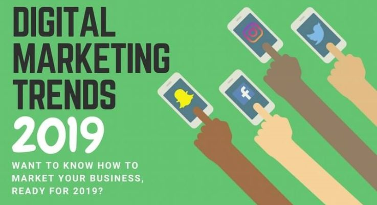 More About Digital Marketing in 2019