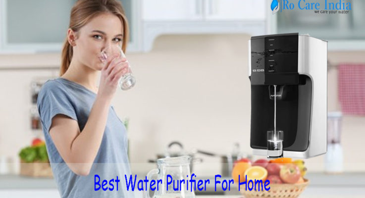 How To Choose Home Water Purifier?