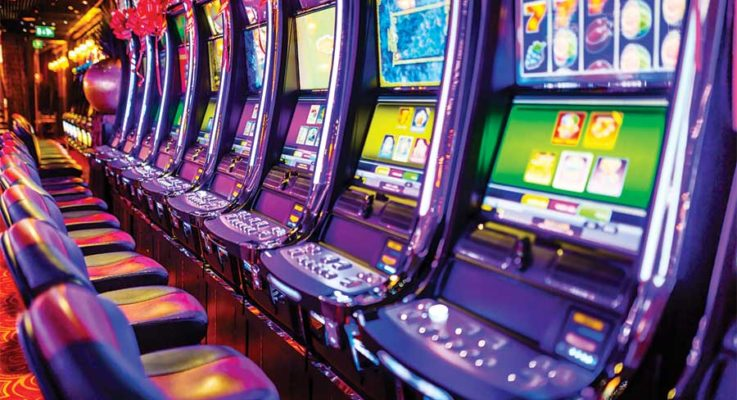 Understanding The Technology Behind Slot Games
