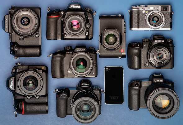 5 Reasons Lithium-Ion Batteries Are Ideal for Cameras
