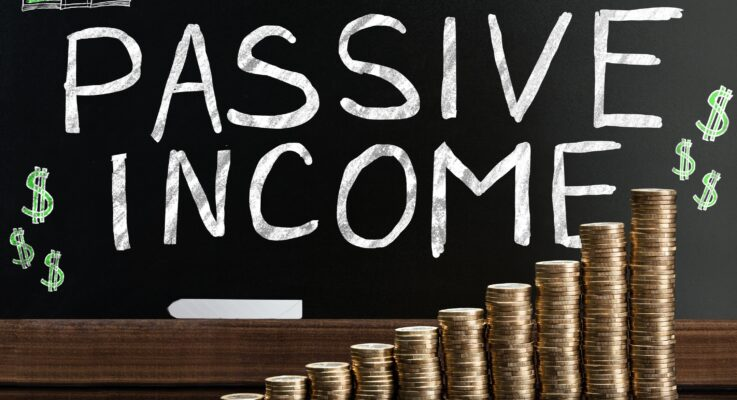 The Best Practices to Create Sources of Passive Income