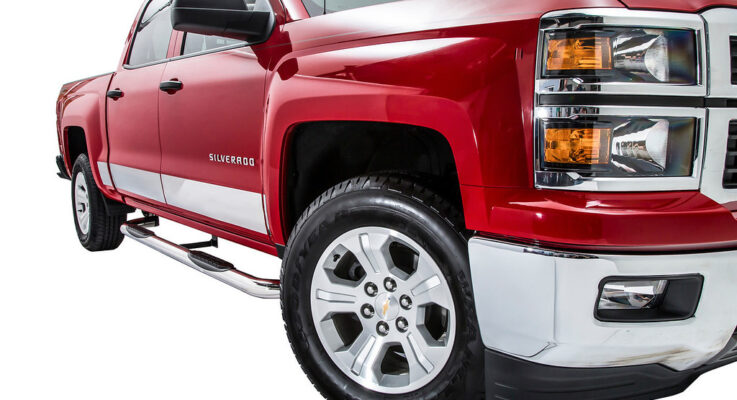 What Are the Best Nerf Bars for Chevy Silverado?