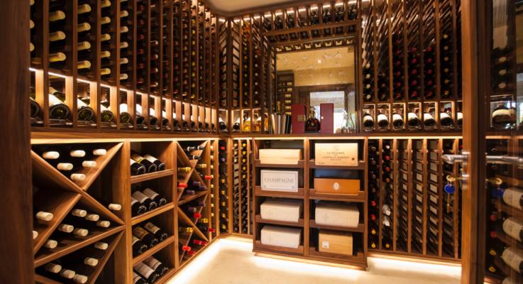 Underground Cellar wine for whiskey lovers